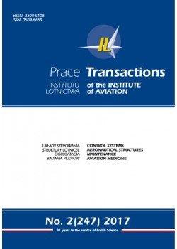 Prace Instytutu Lotnictwa 247 (2/2017)