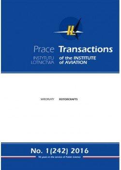 Prace Instytutu Lotnictwa 242 (1/2016)