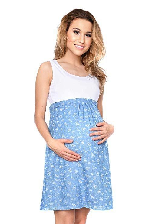 MijaCulture - sukienka ciążowa i do karmienia Sara 1
