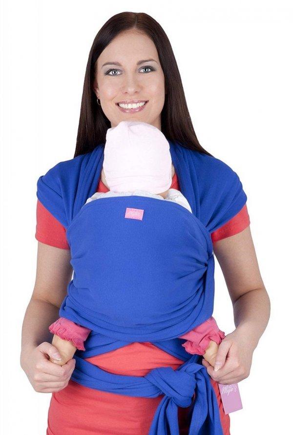 chusta do noszenia dziecka, chusta do noszenia niemowlaka 2