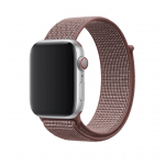 Apple opaska sportowa w kolorze zgaszonego fioletu do Apple Watch 42/44 mm