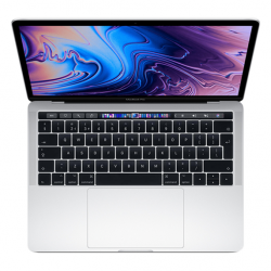 MacBook Pro 13 Retina Touch Bar i7 1,7GHz / 8GB / 512GB SSD / Iris Plus Graphics 645 / macOS / Silver (2019)