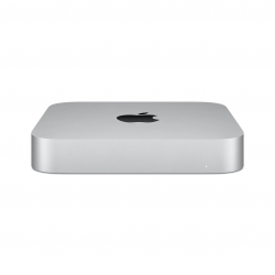 Mac mini z Procesorem Apple M1 - 8-core CPU + 8-core GPU / 16GB RAM / 512GB SSD / Gigabit Ethernet / Silver (srebrny) 2020 - outlet