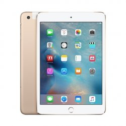 Apple iPad mini 4 Wi-Fi + LTE 128GB Gold