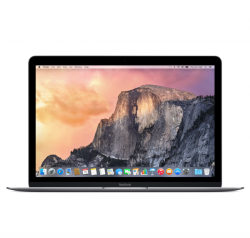 MacBook 12 Retina i5-7Y54/16GB/256GB/HD Graphics 615/macOS Sierra/Space Gray