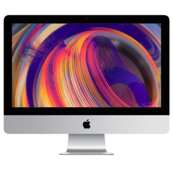 iMac 21,5 Retina 4K i7-8700 / 8GB / 256GB SSD / Radeon Pro 560X 4GB / macOS / Silver