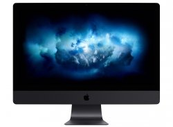 iMac Pro 27 Retina 5K Xeon W-2175/64GB/2TB SSD/Radeon Pro Vega 56 8GB/macOS High Sierra/Space Gray