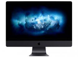 iMac Pro 27 Retina 5K Xeon W-2150B 10 rdzeni/64GB/4TB SSD/Radeon Pro Vega 56 8GB/macOS High Sierra/Space Gray