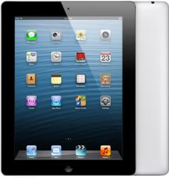 Apple iPad 4 Retina 128GB Wi-Fi 4G Czarny