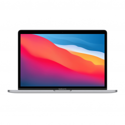 MacBook Pro 13 z Procesorem Apple M1 - 8-core CPU + 8-core GPU / 16GB RAM / 2TB SSD / 2 x Thunderbolt / Space Gray (gwiezdna szarość) 2020 - nowy model