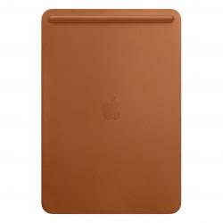 Apple Leather Sleeve - Skórzany futerał do iPad Pro 10,5 - Saddle Brown (naturalny brąz)