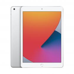 Apple iPad 8-generacji 10,2 cala / 128GB / Wi-Fi / Silver (srebrny) 2020 - pcozone