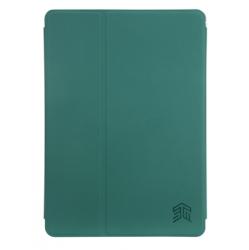 STM Studio - obudowa ochronna z klapką do iPad 9.7 2017/Pro 9.7/Air 1/2 (ciemno zielony)