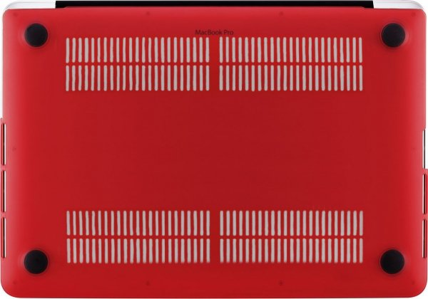 Artwizz Rubber Clip - etui ochronne do MacBook Pro 13 (2016), berry AZ2032BR