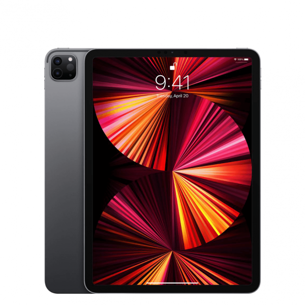 """Apple iPad Pro 11"""" 256GB Wi-Fi Gwiezdna Szarość (Space Gray) - 2021"""