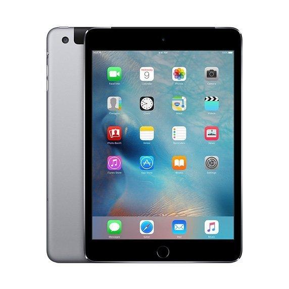 Apple iPad mini 4 Wi-Fi + LTE 128GB Space Gray