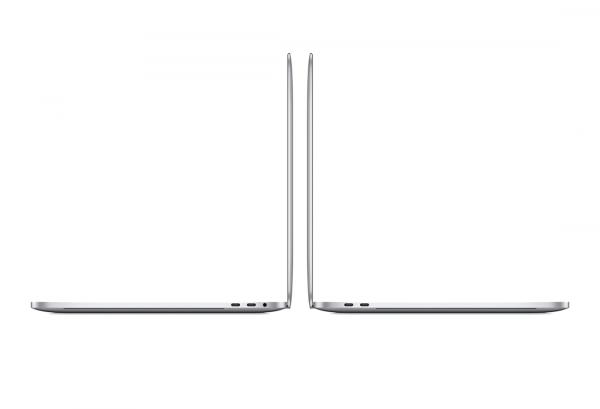 MacBook Pro 15 Retina TrueTone TouchBar i9-8950H/16GB/4TB SSD/Radeon Pro 560X 4GB/macOS High Sierra/Silver