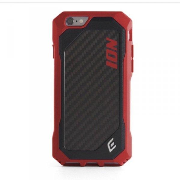 Element Case iON Etui do iPhone 6 / 6s Sunrise Red (czerwony)