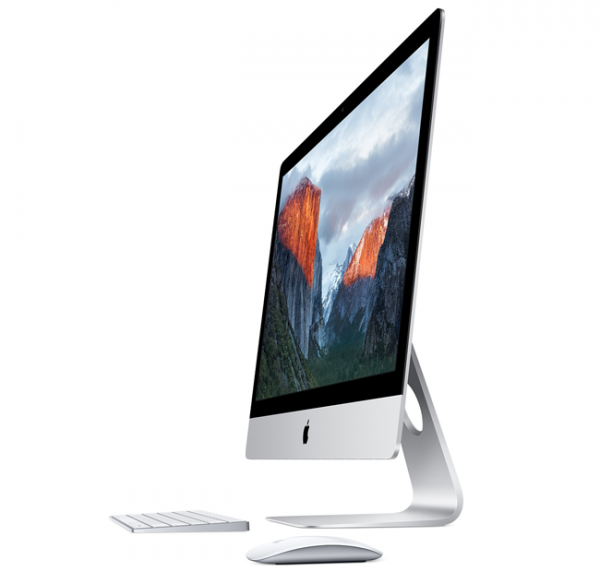 iMac 27 Retina 5K i7-7700K/16GB/2TB Fusion/Radeon Pro 580 8GB/macOS Sierra