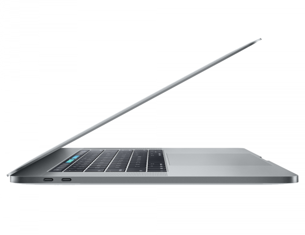 MacBook Pro 15 Retina TouchBar i7-7920HQ/16GB/2TB SSD/Radeon Pro 555 2GB/macOS Sierra/Space Gray