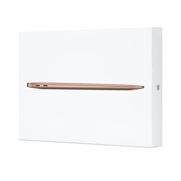 MacBook Air Retina i7 1,2GHz  / 8GB / 256GB SSD / Iris Plus Graphics / macOS / Gold (złoty) 2020 - nowy model