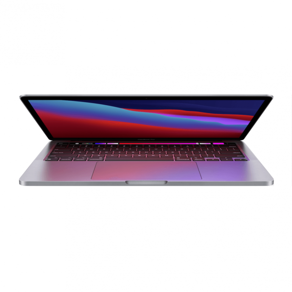 MacBook Pro 13 z Procesorem Apple M1 - 8-core CPU + 8-core GPU / 16GB RAM / 512GB SSD / 2 x Thunderbolt / Space Gray (gwiezdna szarość) 2020 - nowy model