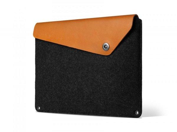 """Mujjo - etui ochronne Sleeve dla MacBook Pro Retina 15"""" (wersja brązowa)"""