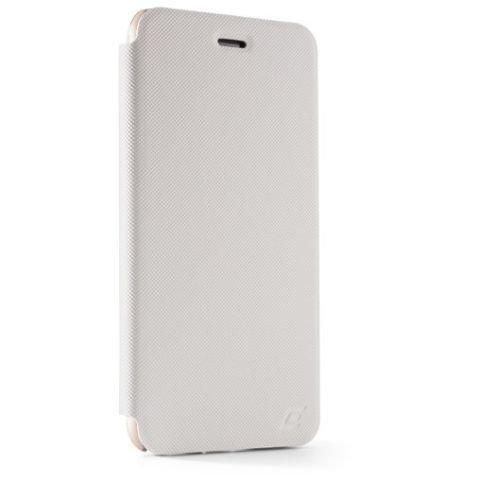 Element Case Soft-Tec Wallet Etui do iPhone 6 / 6s White (biały)