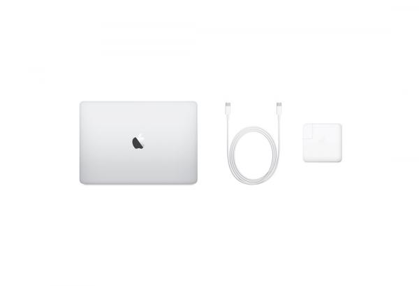 MacBook Pro 15 Retina TrueTone TouchBar i9-8950H/16GB/4TB SSD/Radeon Pro 555X 4GB/macOS High Sierra/Silver