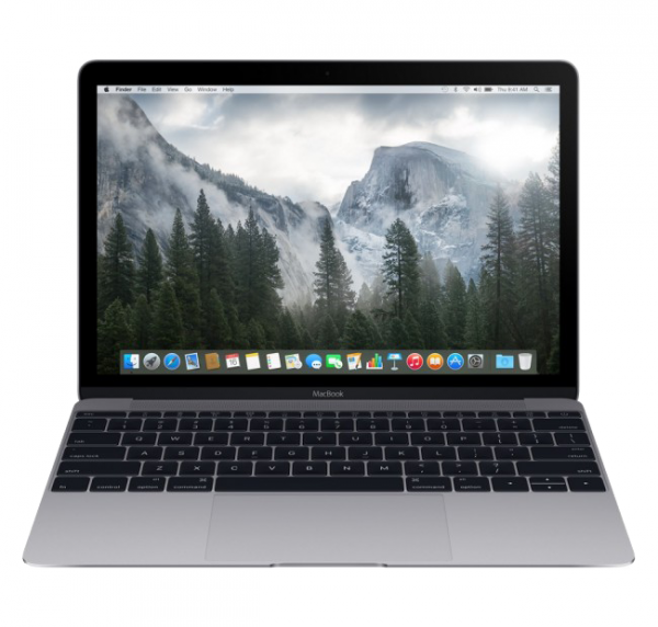 MacBook 12 Retina i7-7Y75/8GB/512GB/HD Graphics 615/macOS Sierra/Space Gray