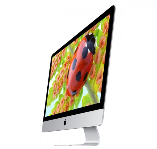 """iMac 21,5"""" Retina 4K i5-7400/16GB/256GB SSD/Radeon Pro 555 2GB/macOS Sierra"""