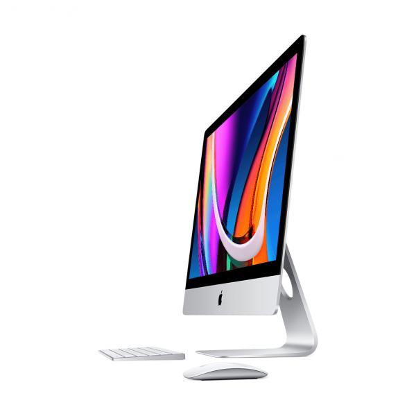 iMac 27 Retina 5K Nano Glass / i9 3,6GHz / 128GB / 1TB SSD / Radeon Pro 5700 XT 16GB / Gigabit Ethernet / macOS / Silver (srebrny) MXWV2ZE/A/P1/D1/G2/S1/16GB - nowy model