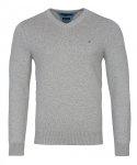 Tommy Hilfiger sweter męski szary