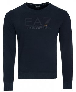 Emporio Armani bluza męska EA7 granatowa