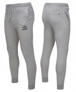 Tommy Hilfiger spodnie dresowe męskie szare