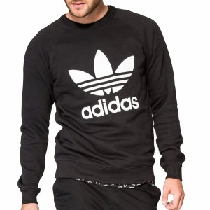 Adidas Originals bluza czarna męska AY7791