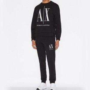 Armani Exchange spodnie dresowe męskie A|X