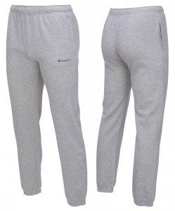 Champion spodnie dresowe szare 204084 006