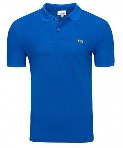 Lacoste koszulka polo polówka męska niebieska