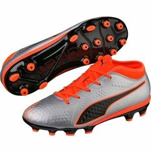 Puma buty dziecięce korki lanki One 4 Syn HG+Mid Junior 104781 01
