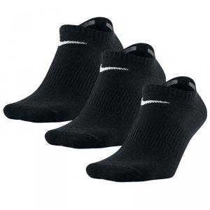 Nike Performance skarpety męskie stopki czarne 3pack /SX4705-101
