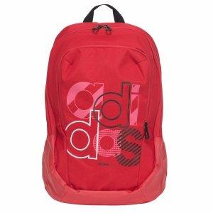 Adidas Neo plecak miejski szkolny czerwony Neopark BQ1270