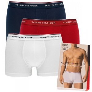 Tommy Hilfiger bokserki majtki męskie 3pack