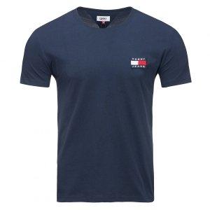 Tommy Hilfiger Jeans t-shirt koszulka męska granatowa