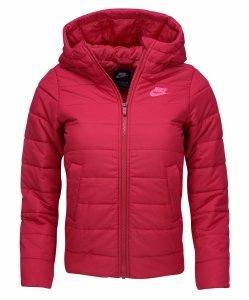 Nike kurtka dziecięca bordowa 816377-620