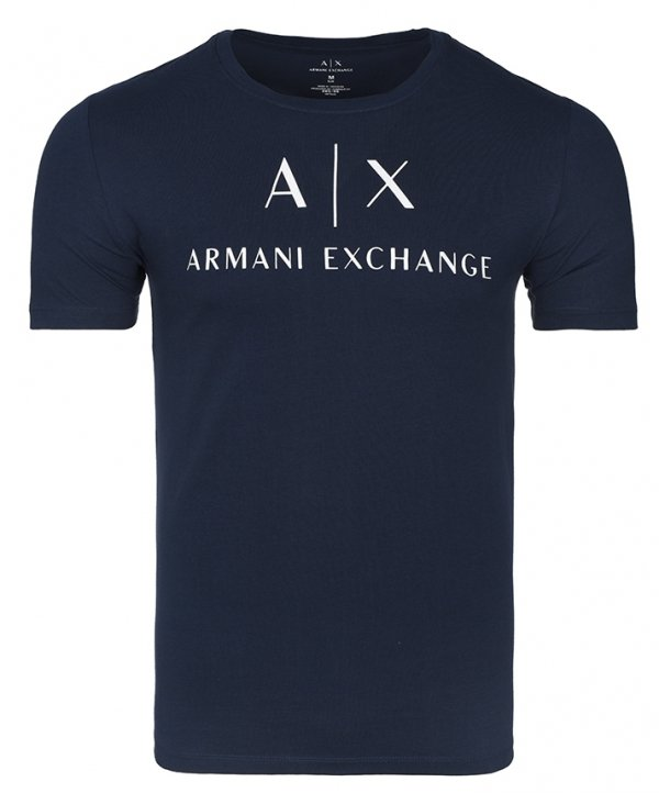 ARMANI EXCHANGE T-SHIRT KOSZULKA MĘSKA