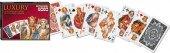 Karty Piatnik Luxury - 2 talie - esencja kart!