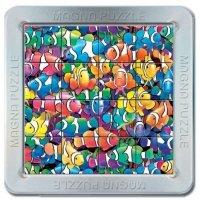 Puzzle Rybki Piatnik