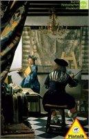 Vermeer, Alegoria malarstwa