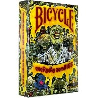Karty Bicycle Everyday Zombie